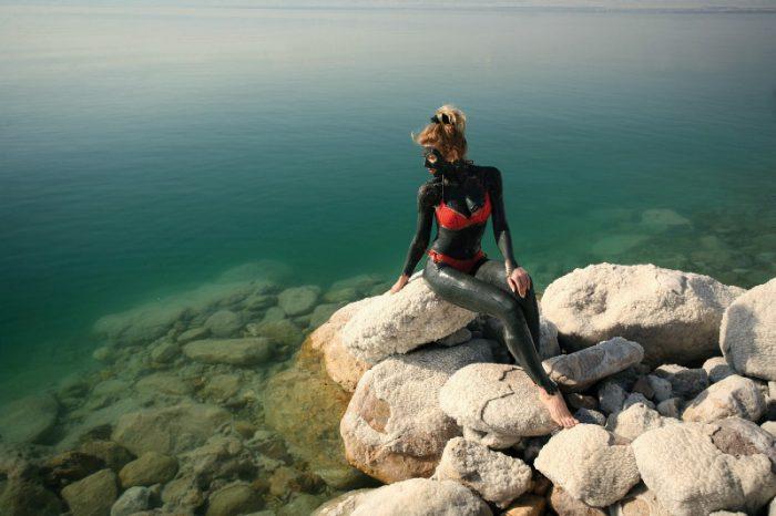 błoto z Morza Martwego