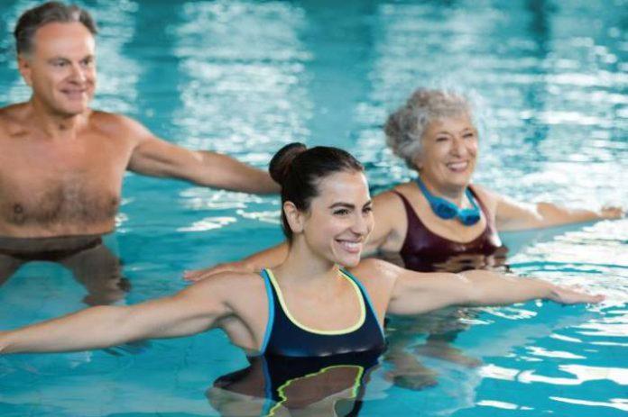 Aqua pilates