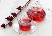 herbata z hibiskusa